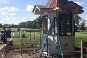 Starting House - Lambton Golf & Country Club