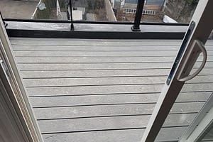 Composite Deck & Balcony Railings